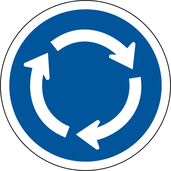Roundabout R137