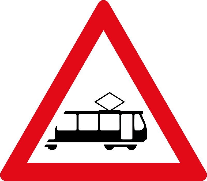 Trams ahead W362