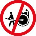Rickshaws prohibited R234