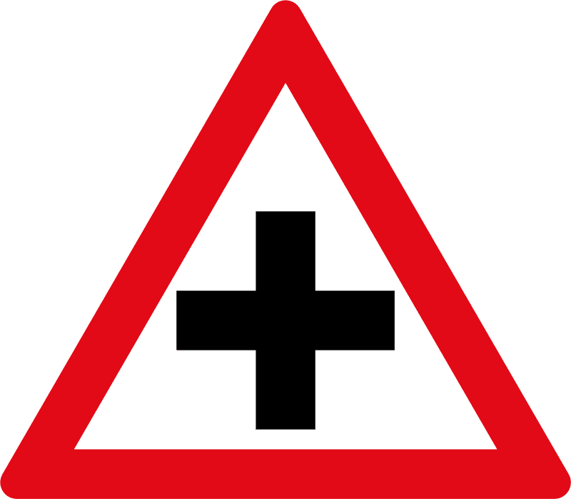 Warning Road Signs For Sale