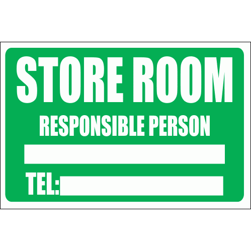 Store Room Sign CS26