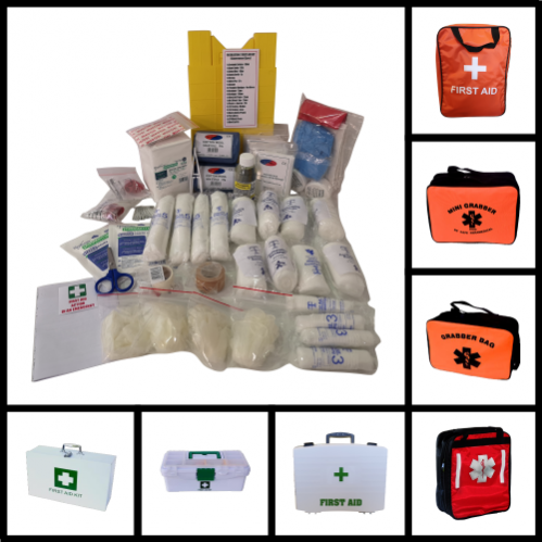 Regulation 7 - First Aid Kit c/w Container CFAK6