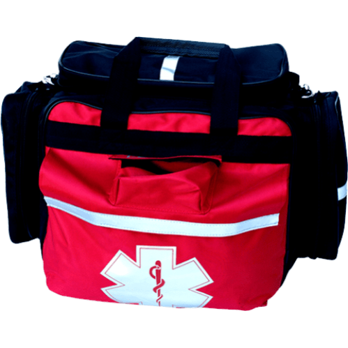 Basic Life Support (BLS) First Aid Bag (Bag Only) FAC09