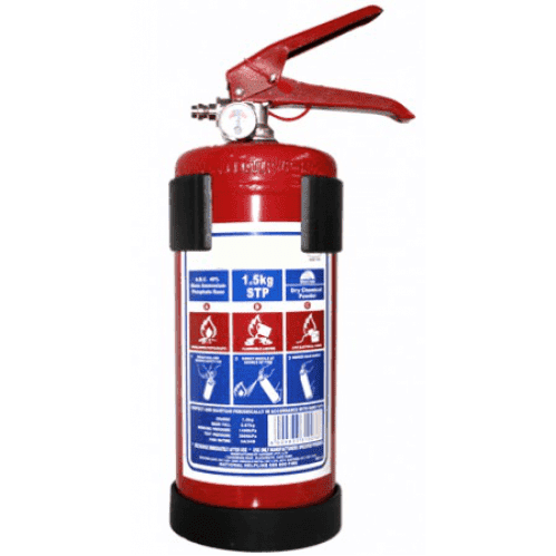 DCP - 1.5kg Fire Extinguisher FE004